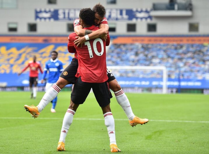 Brighton vs Manchester United finished 2-3 but how did it go down?