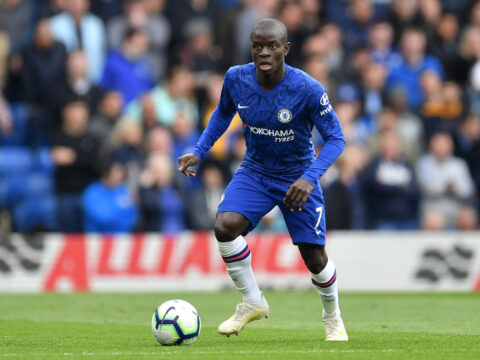 Could Kante join United?