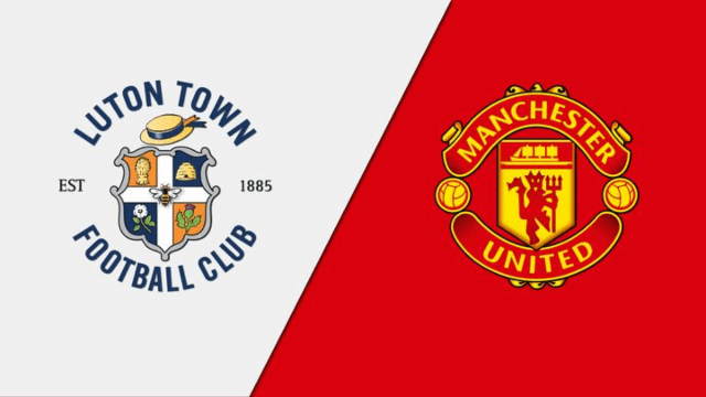 luton town vs man united - photo #5
