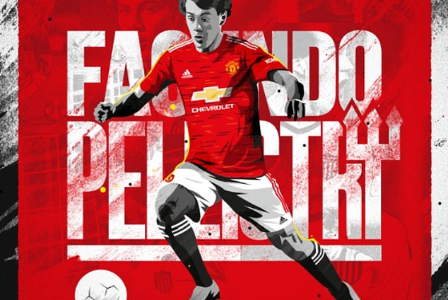 Facundo Pellistri and expectations at Manchester United