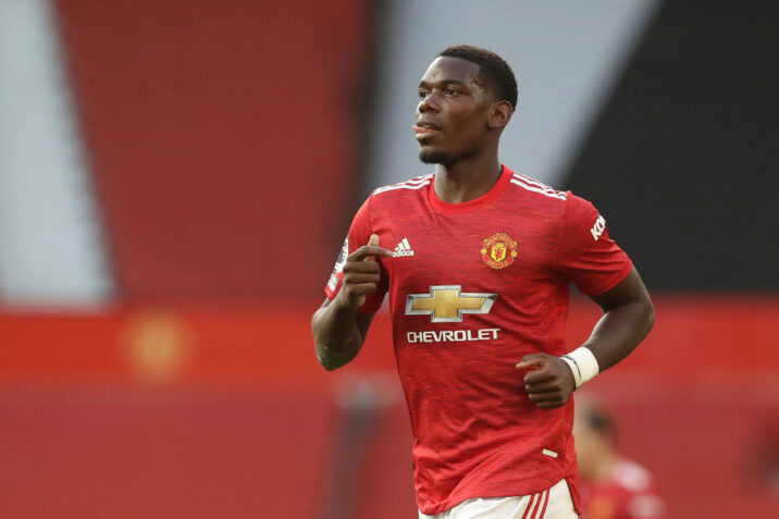 Paul Pogba has hit out at The Sun