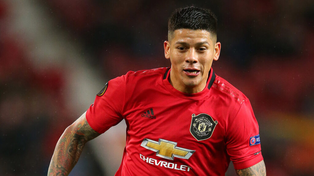 Marcos Rojo, although an arrival, might want a transfer for himself