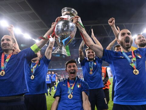 Italy edge out England for Euro 2020 crown